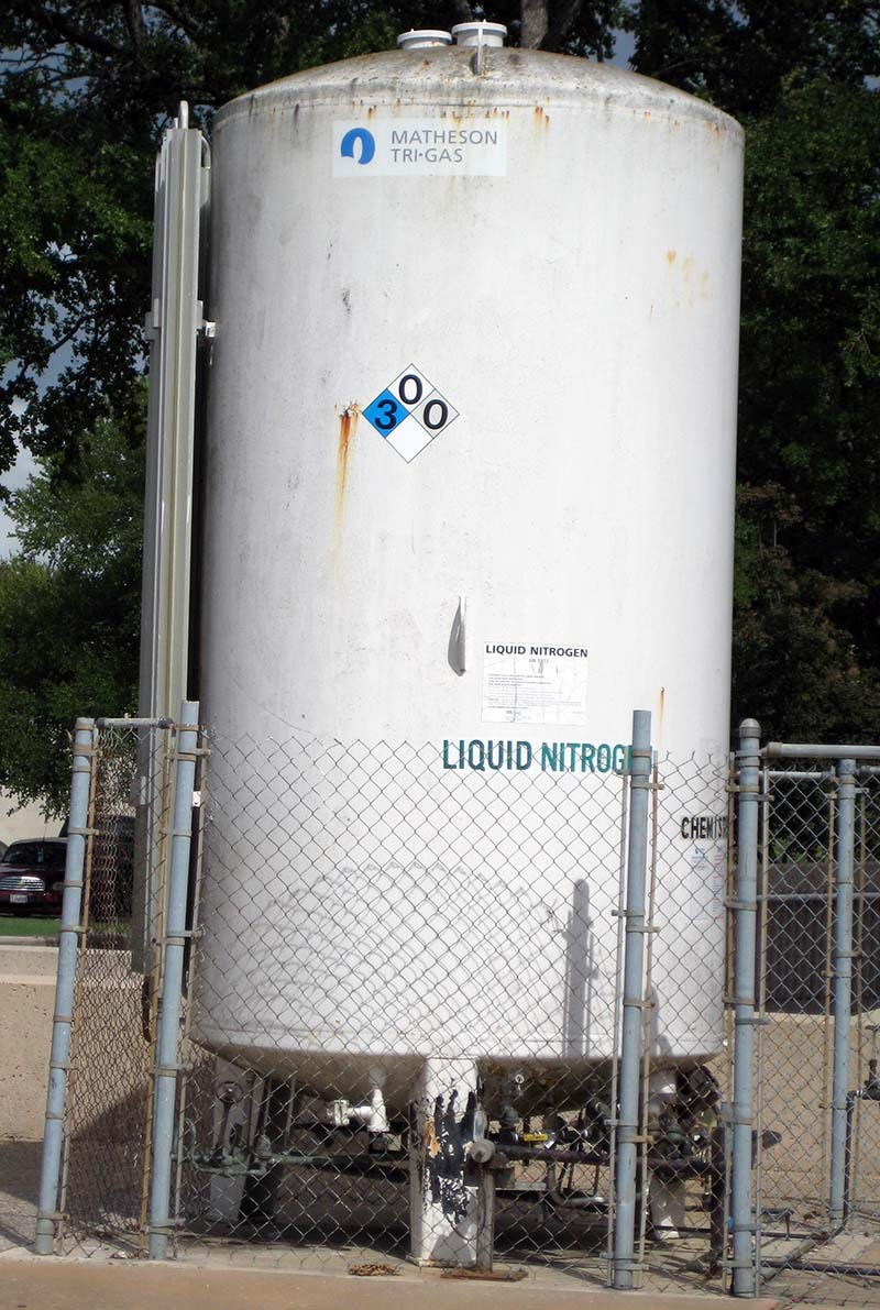 Amazing Rust Com Liquid Nitrogen