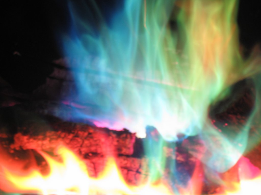 Amazing Rust Com Flame Test