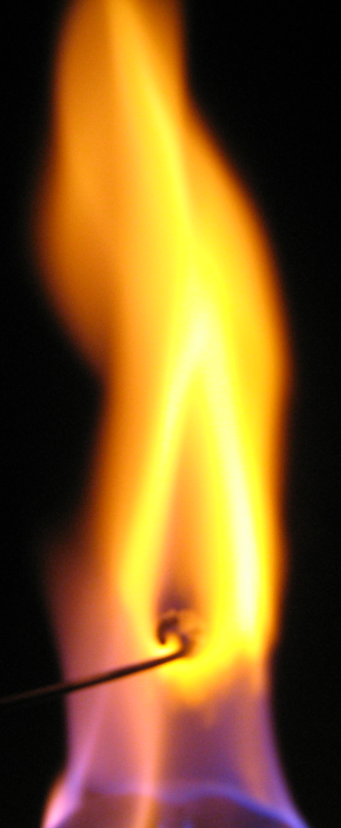 Amazing rust flame test yellow yellowish green nvjuhfo Choice Image