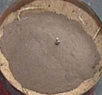 how to make rust powder